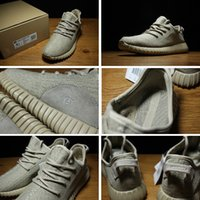 Wholesale Yeezy Boost Shoes running shoes and athletic shoes for fitness Kanye West Yeezy Boost Moonrock Turtle Dove Pirate Black Oxford Tan