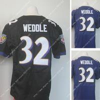 baltimore factories - Factory New Hot NIK Elite Baltimore Eric Weddle Ravens Stitched Embroidery Logos America Football Jerseys Uniforms Sweatshirts