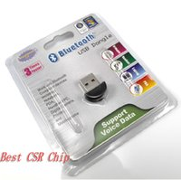 Wholesale Best CSR Chip Mini Bluetooth Adapter USB Dongle m For PC Laptop Adaptor