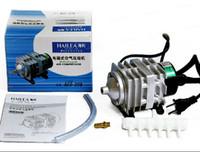 Wholesale L min W Hailea ACO Electromagnetic Air Compressor aquarium air pump aquarium oxygen