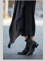 alexander boots - Alexander Gabi Ankle Boot soft real leather women s short boot fall bootie new fashion pointed toe Black Anouck Ankle Boots