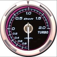 Wholesale mm DEFI Link Advance C2 Series Auto Gauge Boost Gauge Pink color universal fitment have stock ready to ship