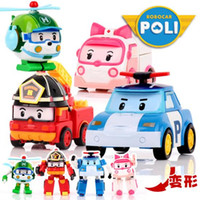 baby gifs - Poli Robot Christmas toys Robocar Poli Toy Korea Robot Car Transformation baby Toys Best christmas Gifs For Kids toys
