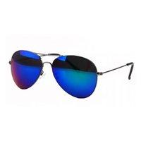ac mercury - 2015 Colors New Mercury Mirror Sunglasses Women Men Unisex Metallic Copper Frame AC Lens Spectacles Sunglasses LQPYJ005