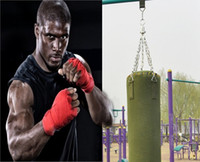 Wholesale Wrist Fight Protecting Fist Punching Boxing Hand Wraps Gloves Bandages Pair Brand New And Good Quality