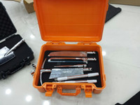 Wholesale ABS tool case toolbox Impact resistant sealed waterproof camera case MM security equipment with pre cut foam lining
