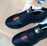 Wholesale Size us Best Quality Huraches Black Green Red sports Running Shoes huaraches Sneakers With Box