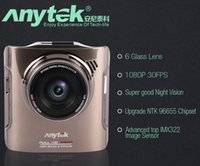 auto blackbox - Anytek A3 Car Camera car DVR Dash Cam DVR Auto Video Camcorder Blackbox Night Vision G Sensor WDR Novatek FHD P