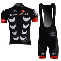 Wholesale 2016 Cast Cafe Yellow Fluo Cycling Jersey bib short sleeve ropa ciclismo bicycle clothing men Women team cycling kits maillot mtb