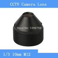 Wholesale Factory direct mm pinhole lens CCTV cameras M12 mount F2 aperture fixed