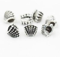 angels eyes selling - DIY jewelry accessories Big mail eye alloy shells imitated old pandora bracelet accessories speed sell hot style euramerican popularity
