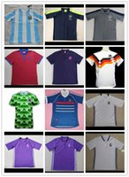 barcelona shirt - DHL Mixed Argentina Barcelona Real Madrid Polo Shirt real madrid champions League Polo Jersey