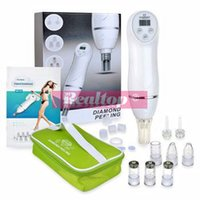 Wholesale New mode portable home use diamond microdermabrasion dermabrasion skin peeling machine facial rejuvenation micro dermabrasion equipment