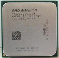 Wholesale Original For AMD CPU Athlon II X2 CPU GHz Socket AM2 AM3 PIN dual core w processor scrattered cpu working