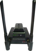 Wholesale versatile H Encoder Portable streaming encoder wireless encoder IPTV encoder H264 video encoder transmitter