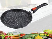 aluminum frypan - Marble black color nonstick pot saucepan frypan aluminum pan pot induction cooker open special