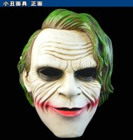 al por mayor colgante de murciélago negro-tema de la película de resina de alta calidad El murciélago máscara de la máscara del colector caballero negro se coloca resina colgante