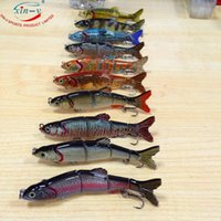 Wholesale 10 cm g hook direct deal sentions Fishing Lure Lure Fishing lure Hard Baits Bionic Bait Fishing Lures Bait