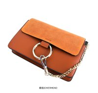 Wholesale Faye Bag Crossbody Clutch Genuine Calf Leather Small Shoulder Bag Real Photos