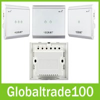 automation systems - 2016 New Original EDUP Wireless Wifi Remote Control Power Switch Home Automation System Phone Smart Socket Touch Switch EP