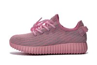 Cheap Adidas Original 2016 Kanye West Yeezy Boost 350 Low Casual Shoes Women and Men Sneakers Boots Eur36-46 Yeezy 350 Mens Shoe Free Shipping