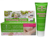 Wholesale DHL Free Aichun beauty armpit Whitening cream specially and between legs safe specail formula armpit whitener