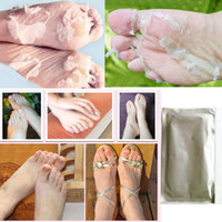 Wholesale Foot Care For Heels Exfoliating Feet Mask Socks For Pedicure Oem Cuticle Remover dead skin baby foot mask