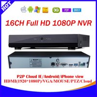 Wholesale Full HD CH P CCTV NVR Cloud P2P NVR For M M P P P ONVIF IP Camera HDMI Network Video Recorder Channel NVR