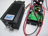 Wholesale REAL mw w nm nm Focusable blue Laser Module diode High Power laser cutting Engraving Machine TT L DIY CNC Adjust