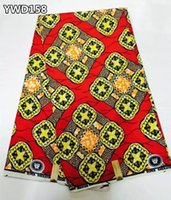 african woodin fabric - YWD158 Shipping by DHL Dutch design woodin wax fabric African real prints wax high quality real Woodin wax
