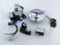 Wholesale motorcycle starter switch ignition lock cap locks fits honda CBR1000RR CBR RR