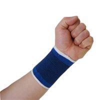 Wholesale New Cotton Knit Wrist Movement Warm Coaching Basketball Sports Safety Wrist Support Pair Set