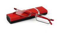 Wholesale High Quality TR90 Unisex Half rim Reading Glasses Fashion Reader Frame FY