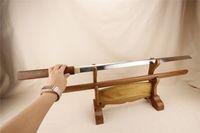 battle ready swords - katana sword handmade battle ready combat katana samurai japanese sword rosewood full tang