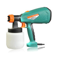 airless spray painting - 650w Electric Spray Gun Paint Spray Gun ml DIY electric spray gun HVLP sprayer Control Spray Power Paint Sprayers