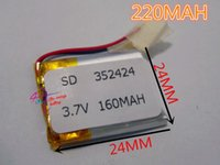 best small gps - best battery brand MP3 MP4 V lithium polymer battery MAH MP3 MP4 MP5 small toys GPS