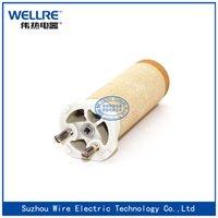 air gun parts - Ceramic heating core can be used for W100 V W hot air gun spare parts