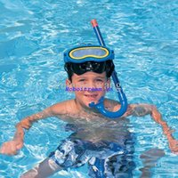 Wholesale INTEX Adventurer Kids Swimming Diving Mask Snorkel Set