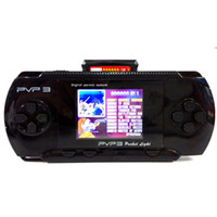 android classic - 3 Inch Bit PXP3 Slim Station Video Games Player Handheld Game Free Game Card Console built in Classic Games New