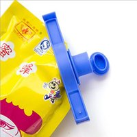 Wholesale New Colorful Bag Carrying Handle Tools Silicone Knob Relaxed Carry Shopping Handle Bag Clips Handler Kitchen Accessories