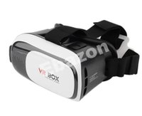 android phone review - VR Box II Virtual Reality D Google VR Glasses Review Cardboard Headset For iPhone SE Android Smart Phone Retail Package