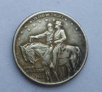 art stone dance - 1925 Stone Mountain Commemorative Half Dollars Copy Coins