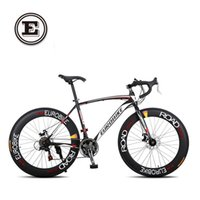 Wholesale Top speed C road racing bike carbon steel frame mountain road bicicleta compete bicycle