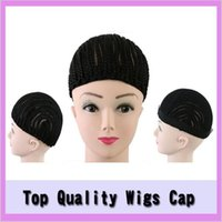 Wholesale Price Wig Caps For Making With PT Material Wig Caps Elasticated Hair Net Wig