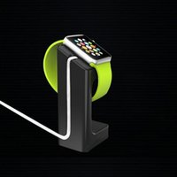 Wholesale Smart Watch charging Stand For Apple Watch Magnetic Charger For Apple iWatch Watch Wireless Charge Stand Holder Dock Free DHL