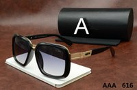 big aviator sunglasses - Ca zal Sun glasses Eyewear Luxury Polarized Vintage Mens Womens Aviator Sunglasses Brand Designer Oversized Big Frame Eyeglasses