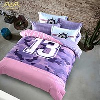 bedding popular comforter set - ROMORUS Popular Purple Bedding Set Queen King Size for Winter Cotton Duvet Cover Set Bed Linen Bedclothes Sets