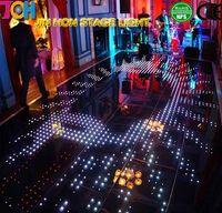 Wholesale LED video video LED stage dance floor board LED colorful floor tile floor light LED