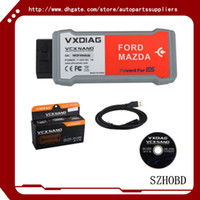 car key programmer software - 2016 New Arrival obd2 car tools VXDIAG VCX NANO for Ford Mazda in with FORD IDS Version V100 Mazda IDS Version V100