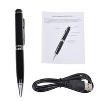 Wholesale Spy P HD ball Pen mini hidden camera in outdoor camera mini dvr P HD camera Taking Photo
